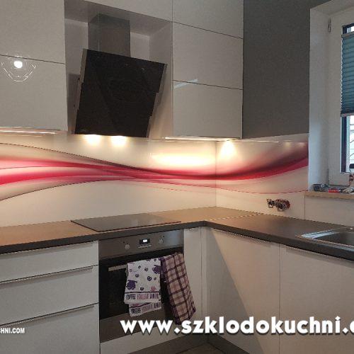 Nasze niektóre realizacje paneli szklanych do kuchni i dekoracyjnych